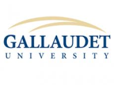 Quand je vais à l'université de Gallaudet